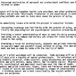 Speaker's paper, 1983-11-09...