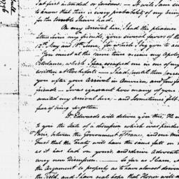 Document, 1796 September 07