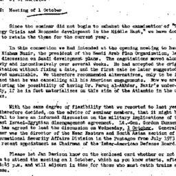 Announcements, 1975-09-05. ...
