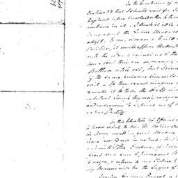 Document, 1779 February 07