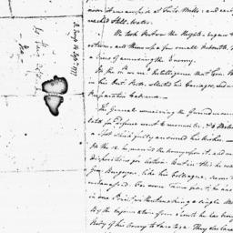 Document, 1777 September 14