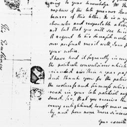 Document, 1796 April 23