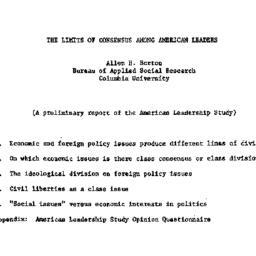 Speaker's notes, 1976-01-20...