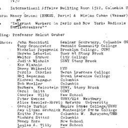 Minutes, 1984-09-20. Twenti...