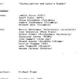 Minutes, 1994-12-05. Twenti...