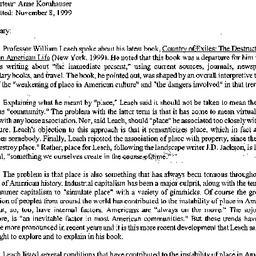 Minutes, 1999-10-26. Twenti...
