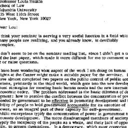 Correspondence, 1978-05-05....