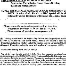 Announcements, 2000-02-01. ...