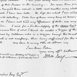 Document, 1819 August 03