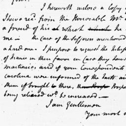 Document, 1788 February 25