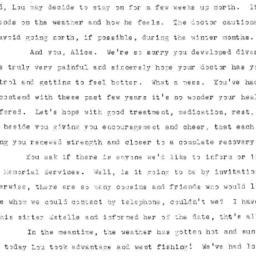 Correspondence, 1969-11-11....