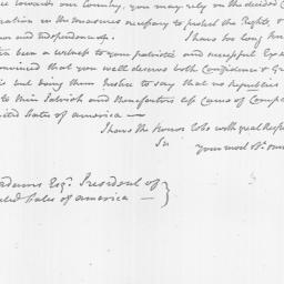 Document, 1798 August 21