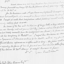 Document, 1791 January 04