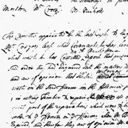 Document, 1738 May 02