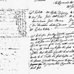 Document, 1735 August 14