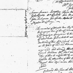 Document, 1732 March 30