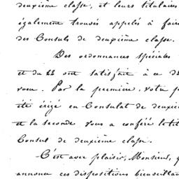 Document, 1833 August 31