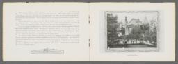 Page spread showing text of and an image of a Typical Helena House