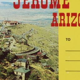 Jerome Arizona: Largest Gho...