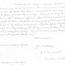 Document, 1781 August 4