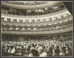 Celebration of Andrew Carnegie's Centennial in Carnegie Hall