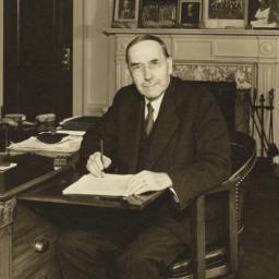 Photograph of John Campbell...