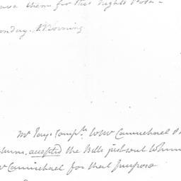 Document, 1781 April 2