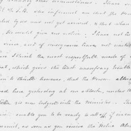 Document, 1780 August 10 - ...