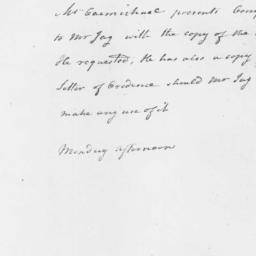 Document, 1780 April 24