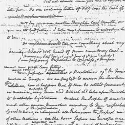 Document, 1783 September 12