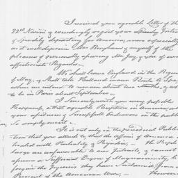 Document, 1784 March 10