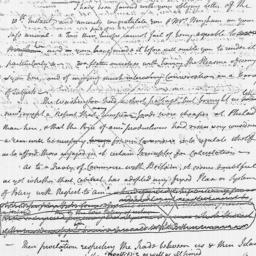 Document, 1783 July 29