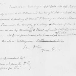 Document, 1780 August 18