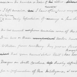 Document, 1780 May 06