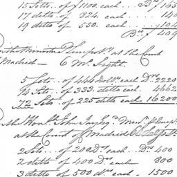 Document, 1781 ca. June 28}