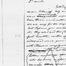 Document, 1783 November 30