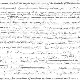 Document, 1781 April 16