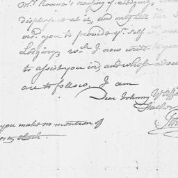 Document, 1763 n.d.