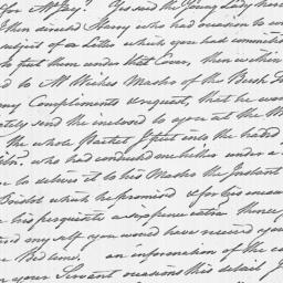 Document, 1784 January n.d.