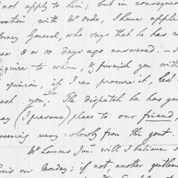 Document, 1784 January 30