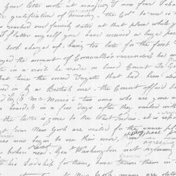 Document, 1781 November 18