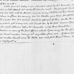 Document, 1796 August 12
