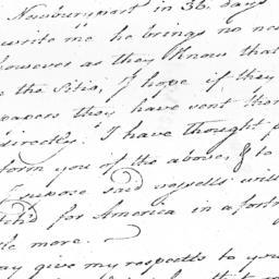 Document, 1781 September 7