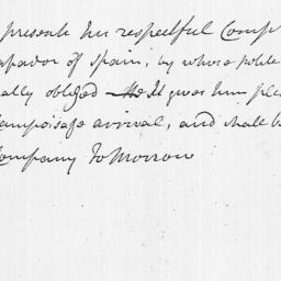 Document, 1783 February 28
