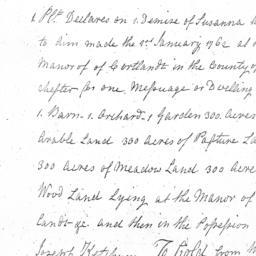 Document, 1770 n.d.