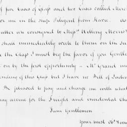 Document, 1786 February 08
