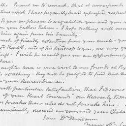 Document, 1813 May 03
