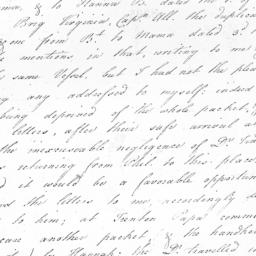 Document, 1781 May 10