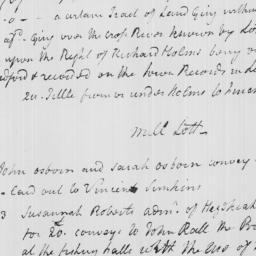 Document, 1787 November 16