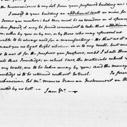 Document, 1803 March 30